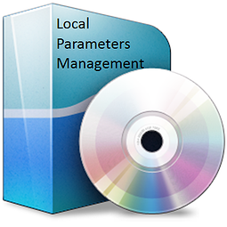 """Local Parameters Management"" tarkvara"
