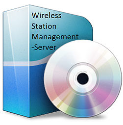 """Wireless Station Management Server"" tarkvara"