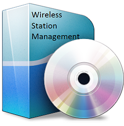 Wireless Station Management tarkvara